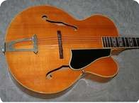 Gibson L7 CN 1953 Blonde