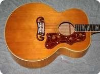 Gibson SJ 200 GIA0335 1953 Blonde