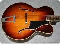 Gibson L7 C GAT0221 1954 Tobacco Sunburst