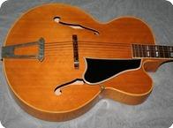 Gibson L7 CN GAT0119 1956 Blonde