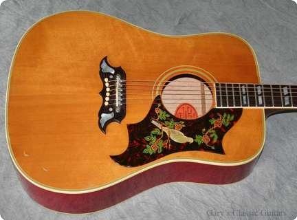 Gibson Dove 1963 Natural Guitar For Sale Garys Classic Guitars