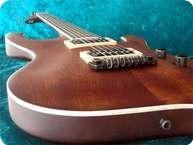 Schloff Guitars Incas 59 1994 Natural
