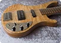 Schloff Guitars Rocktyfier 5 string Natural