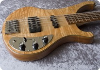 Schloff Guitars Rocktyfier 5 string Natural