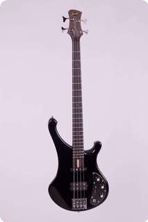 Schloff Guitars Rocktyfier 4 String Black