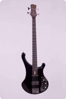 Schloff Guitars Rocktyfier 4 String Black