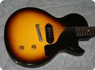 Gibson Les Paul Junior GIE0716 1957 Sunburst