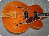 Gibson Super 400CESN GAT0240 1957 Blonde