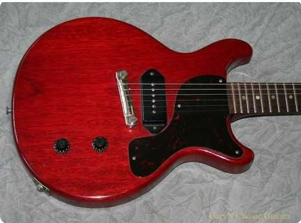 Gibson Les Paul Junior 1960 Cherry Red