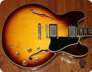 Gibson ES 335 GIE0434 1963 Sunburst