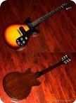 Gibson Melody Maker D GIE0417 1963 Sunburst