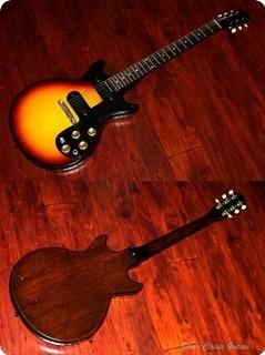 Gibson Melody Maker D  (gie0417)  1963 Sunburst