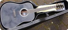 C.F. Martin D35 Johnny Cash 2013 Sledge Metallic