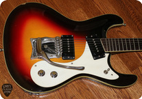 Mosrite-Ventures Mark I-1963-Sunburst