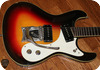 Mosrite Ventures Mark I 1963-Sunburst