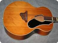 Gretsch 6021 Model Town And Country GRE0204 1954 NaturalSunburst
