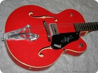 Gretsch 6119 Chet Atkins 1960 Western Red