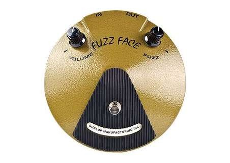 Dunlop Eric Johnson Signature Fuzz Face