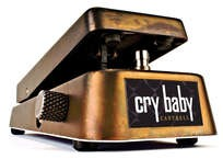 Dunlop JC95 Jerry Cantrell Signature Cry Baby Wah
