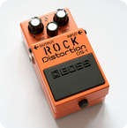 Boss DS1 Rock Distortion Mod Orange
