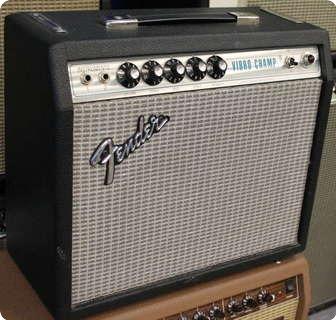 Fender Vibro Champ 1976 Amp For Sale Kitarakuu Oy