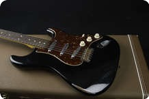 Fender Custom Shop 1964 Relic Stratocaster 2010 Black