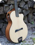 Batson Guitars No 5 SM Made To Order Sitka SpruceMahogany