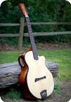 Batson Guitars Custom Auditorium North American Sycamore Caucasian Spruce
