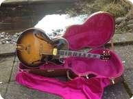 Gibson ES 165 Herb Ellis 1992 Sunburst