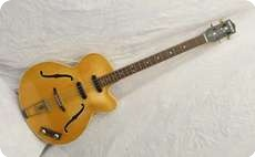 Hofner 5005 President 1958 Natural Blonde