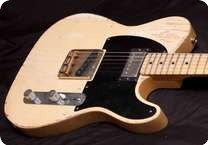 Eternal Guitars T Type Micawber Made To Order Blonde