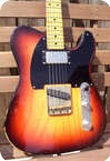 Eternal Guitars T Type Micawber Made To Order 3 Tone Sunburst
