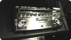 Taurus Amps STOMP HEAD 4 SL High Gain AMP PEDAL 2013 Black