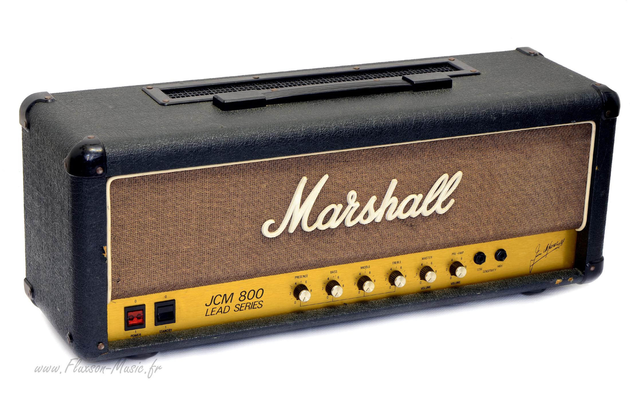 800 marshall jcm Is my