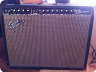 Fender Twin Reverb 1965 Black