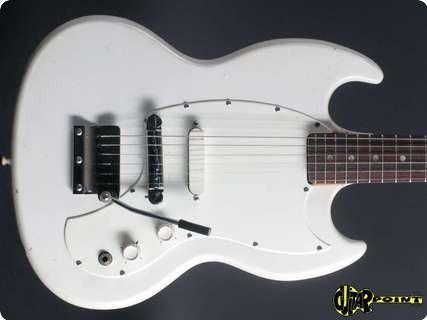Gibson Kalamazoo Kg 1a 1966 White