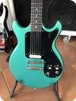 Gibson Joan Jett Blue ish