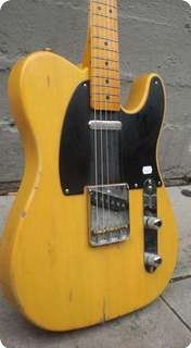 Fender Telecaster 52 Ri 1993 Butterscotch