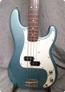 Tokai Precision Bas 1979 Blue/green