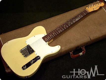 Fender Esquire 1960 Blonde Guitar For Sale HOWL GUITARS