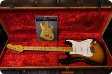 Fender Stratocaster 1954 Sunburst