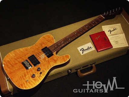 Fender Custom Shop Set Neck Telecaster 1990 Guitar For Sale HOWL GUITARS