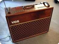 Vox-AC-30 No 091 Limited Edition-1991-Mahogany