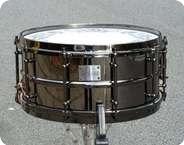 Drum Limousine Metal Snare Black Nickel
