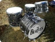 Ludwig Beatles 1964 Black Pearl