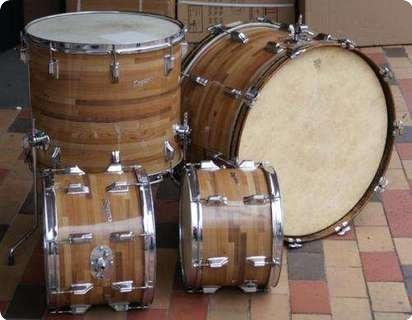 Rogers Vintage Drum Set