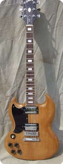 Gibson Sg Standard Lefty 1975 Walnut