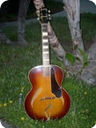 Gretsch SYNCHROMATIC 400 1948 TOBACCO SUNBURST