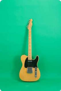 Fender Telcaster 1952 Reissue 1982 Butterscotch