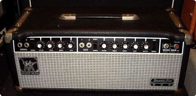 Music Man Seventyfive 1980 Amp For Sale Hendrix Guitars